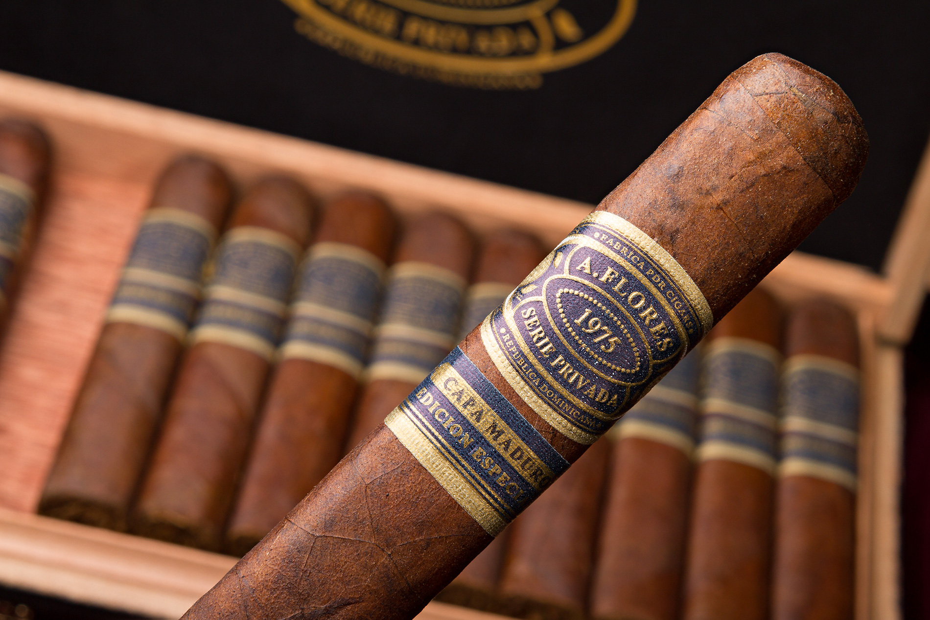 PDR Cigars announces release of the A. Flores Serie Privada
